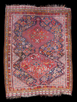 Witney Antiques October 2011 Exhibition: Legge Oriental Carpets